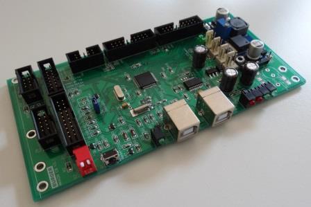 AKKON controller board V5