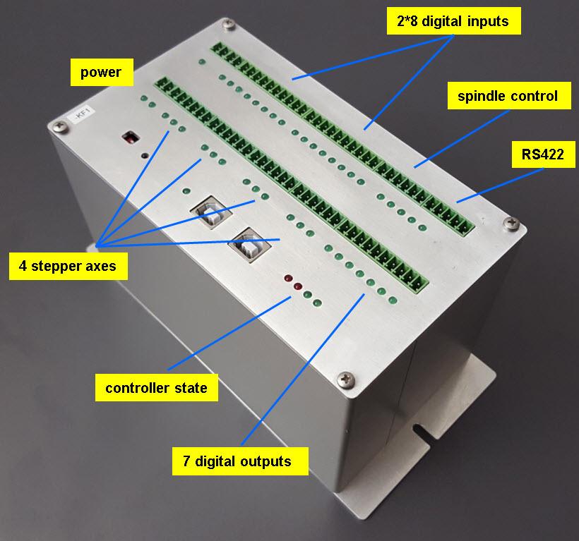 AKKON CNC controller